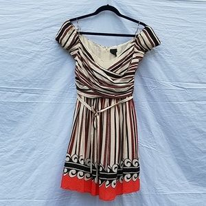 Anna Sui for Target Silk Dress Size 9